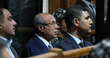 """تأجيل إعادة محاكمة العادلى و11 آخرين بـ""""الاستيلاء على أموال الداخلية"""" لـ5 مارس"""