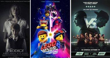 لعشاق الأفلام الأجنبية .. 5 أفلام جديدة فى السينما هذا الأسبوع
