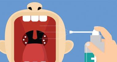 علاج التهاب الحلق بالنعناع والبخار - اليوم السابع