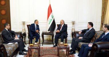 حكومة بغداد: السيسى يدعو رئيس وزراء العراق لزيارة مصر والأخير يعد بتلبية الدعوة
