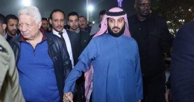 """مرتضى منصور: الأهلى ليس طرف فى قضية نادى القرن.. والتطاول على """"تركى"""" مرفوض"""