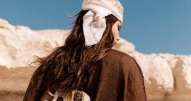 """""""خلود الملا""""  مصممة أزياء مزجت بين الغربى والخليجى فى """"عباية"""""""