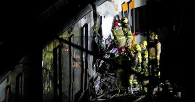 قتيل ومصابين فى حادث تصادم قطارين بإسبانيا