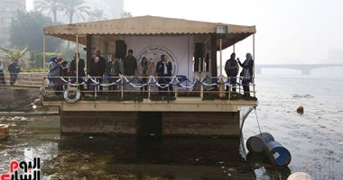 وزيرة البيئة تطلق حملة لتنظيف نهر النيل من المخلفات خاصة البلاستيكية