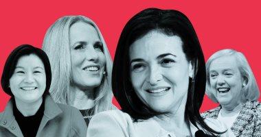 """أغنى 10 نساء فى عالم التكنولوجيا.. أرملة """"ستيف جوبز"""" ضمنهم"""