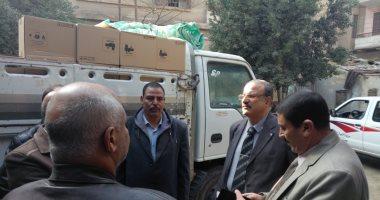 محافظ بنى سويف: تسليم 16 ألفا و641 تابلت لتوزيعها على طلاب 89 مدرسة