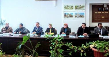 رئيس جامعة دمنهور: الانتهاء من كل التجهيزات الفنية وأعمال الصيانة بالجامعة