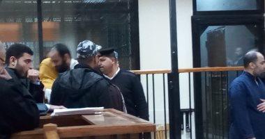 """قاضى """"داعش ليبيا"""" يسمح للمتهمين بمقابلة ذويهم فى حرم المنصة.. صور"""
