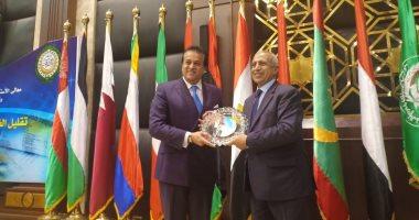 رئيس الأكاديمية العربية : خريجوا النقل البحرى يعملون بكبرى الأساطيل العالمية