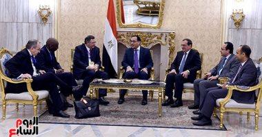 رئيس توتال العالمية للبترول: لدينا خطط طموحة لضخ استثمارات جديدة فى مصر