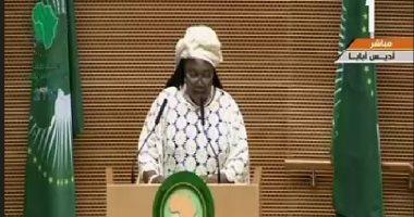 انطلاق الجلسة الختامية للقمة الإفريقية بحضور الرئيس السيسى