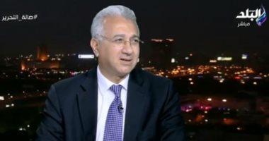 مساعد وزير الخارجية الأسبق: الدولة القومية معركة السيسى