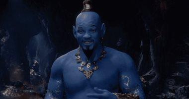 الجنى الأزرق يظهر فى ثانى تريلر لفيلم اللايف أكشن Aladdin