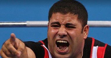 هانى عبد الهادى يتوج بذهبية بطولة فزاع لرفع الأثقال البارالمبى