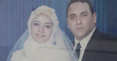 قارئ يشارك بصورة زفافه: أجمل يوم فى عمرى ويارب ساعد كل اللى عايزين يتجوزوا