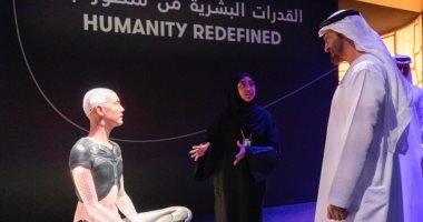 "محمد بن زايد يزور متحف المستقبل: نعتز بدور دبى فى استقطاب العقول ""صور"""