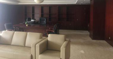 """شاهد.. جولة """"اليوم السابع"""" داخل مكتب رئيس الاتحاد الأفريقى بأديس أبابا"""