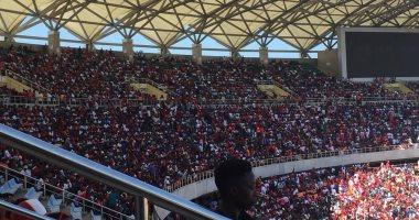 فيديو.. جماهير سيمبا تحتشد فى الملعب الوطنى لحضور مباراة الأهلى
