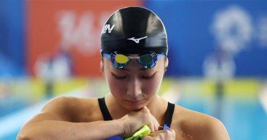 سباحة اليابان الذهبية تكشف إصابتها بسرطان الدم قبل أولمبياد طوكيو