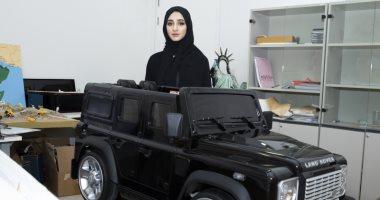 طالبات بجامعة الإمارات يبتكرن سيارة ذكية  تتميز بـ 22 خاصية