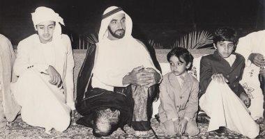 الشيخ زايد بن سلطان آل نهيان