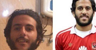 """قارئ يشارك بصورته مع مروان محسن """"نفس الشبة ولكنكم تحبون مروان"""""""