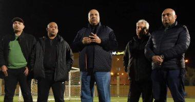 مصيلحي يجتمع مع لاعبي الاتحاد قبل معسكر القاهرة