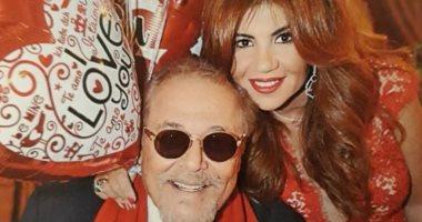 فى عيد الحب.. اعرف رسالة بوسى شلبى للساحر محمود عبد العزيز