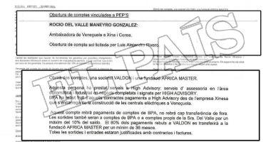 الباييس: سفير فنزويلا فى لندن أخفى أربعة ملايين فى أندورا