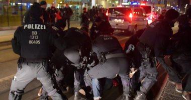 إصابة شخصين فى إطلاق نار بمدينة فرانكفورت الألمانية