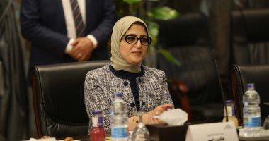 وزيرة الصحة: مناظرة 6 ملايين مسافر بنقاط الحجر الصحى بالموانئ والمطارات خلال عام