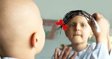 صور.. الطفلة سلمى تعانى من سرطان وتبحث عن علاج.. والأم معاقة تعيش على الصدقات