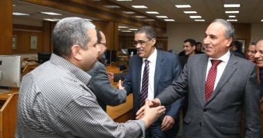 عبد المحسن سلامة: اعتماد نتائج لجنة القيد للصحفيين الثلاثاء المقبل