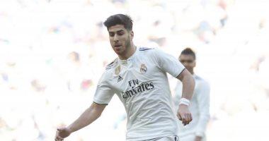 أخبار ريال مدريد اليوم حول فشل أسينسيو فى استغلال الفرصة ضد جيرونا