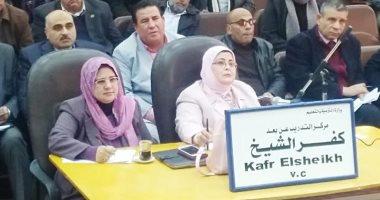 تعليم كفر الشيخ : 21 ألف و498 مرشحاً تقدموا للوظائف المؤقتة
