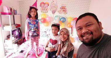 بعد إدمانه PUBG .. زوج يهجر زوجته وأطفاله فى ماليزيا لرفع مستواه فى اللعبة