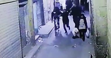 لماذا لم تطلق الشرطة الرصاص على إرهابى الدرب الأحمر.. فيديو
