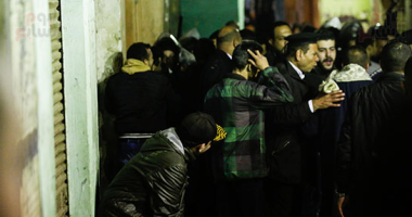 العثورعلى قنبلة معدة للتفجير بمنزل الإرهابى القتيل الحسن عبد الله وإخلاء العقار