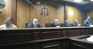 حبس عامل قتل زوجته بكفر طهرمس وحبس 4 من أصدقائه اغتصبوا صديقتها