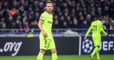 برشلونة يقرر بيع راكيتيتش فى انتقالات الشتاء