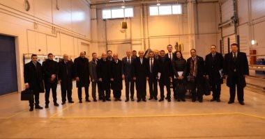 صور.. مميش يوقع اتفاقًا مع مركز الصادرات الروسى وأكبر مصنع للأوناش الثقيلة