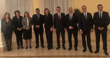 سفير مصر فى صربيا يستضيف أول لقاء لمجموعتى الصداقة البرلمانية بين البلدين