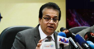 """وزير التعليم العالى: مبادرة """"كل يوم جديد"""" تساهم فى تشكيل شخصية الطلاب"""