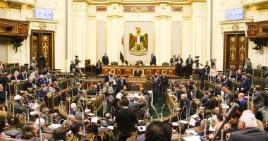 صور.. رئيس البرلمان يحيل اتفاقية و6 مشروعات قوانين للجان المتخصصة
