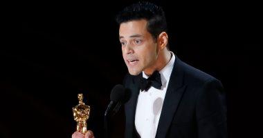 """"""" رامى مالك"""" يتربع على عرش السينما العالمية بجائزة اوسكار احسن ممثل"""