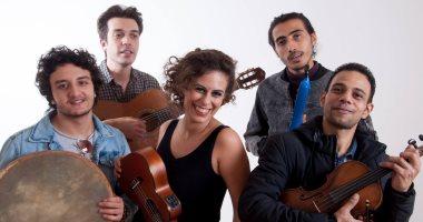 فرقة استبينا تتغنى بموسيقى البحر المتوسط فى صحراء المماليك