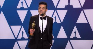 وزيرة الهجرة تهنئ رامى مالك أول مصرى يحصل على جائزة الأوسكار