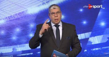 شوبير: مرتضى منصور يحضر نهائى الكونفدرالية بعد الاعتذار لرئيس الكاف