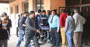 إصابة 4 أشخاص بحالة تسمم فى مناطق متفرقة بمحافظة المنيا