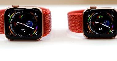 أبل تطرح ساعة Apple Watch Series 5 الشهر المقبل بشاشة OLED
